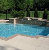 Great Swimming Pool Design Builder Contractors Estimator